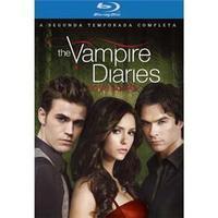The Vampire Diaries 2ª Temporada Completa Blu-Ray 4 Discos - Multi-Região / Reg.4