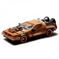 Veículo Delorean Back to the Future III - Diamond -