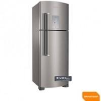 Refrigerador Brastemp Ative BRM50NKANA Frost Free 429 Litros Inox 110V