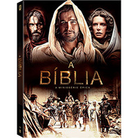A Bíblia A Minissérie Épica 4 Discos - Multi-Região / Reg. 4