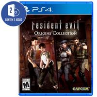Resident Evil Origins Collection Playstation 4 Sony