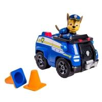 Boneco com Veículo Patrulha Canina Cruiser Chase Sunny