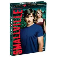 Smallville - 4ª Temporada 6 DVD's - Multi-Região / Reg.4