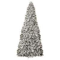 Árvore de Natal Cromus 1318271 Branca Nevada 2,40m