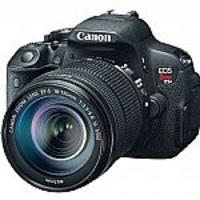 Câmera Digital Canon EOS Rebel T5i 18 Megapixels + Lente EF-S 18-135mm