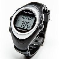 Monitor Cardíaco Relaxmedic Pulso Touch Trainer RM-RE201 Preto e Prata