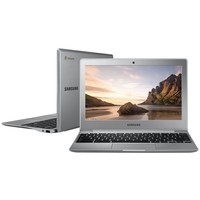 Notebook Samsung Chromebook 500C12-AD1 Intel Dual Core N2840 2GB 16GB Chrome OS Tela LED 11.6
