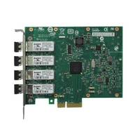 Placa De Rede Server Placa De Rede Server Intel Pci-Ex X4 Chip 82580 Quad Port LC Fiber 1 E1G44KFBLK
