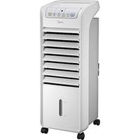 Climatizador de Ar Midea Liva AKAF1 Frio Branco e Cinza