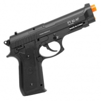 Pistola de Airsoft a Gás CO2 Taurus PT92 Powered Full Metal - Cybergun