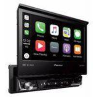 DVD Player Pioneer Retrátil USB AVH-Z7080TV Fullhd Bluetooth Waze App Spotify