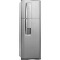 Refrigerador Electrolux Frost Free Duplex 380L Inox 110V DW42X