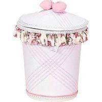 Lixeira Plástica Batistela Baby Coleção Princess