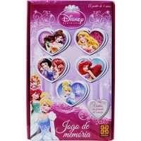 Jogo da Memória Grow Princesas Disney