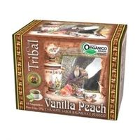 Chá Erva Mate Tribal Brasil Orgânico Vanilla Peach 27g