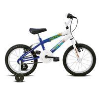 Bicicleta Verden Ocean Aro 16 Branco e Azul