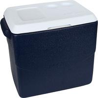 Caixa Térmica Metalúrgica Mor Glacial 40 Litros Azul