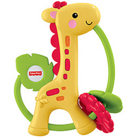 Mordedor Girafinha Fisher-Price Y6582
