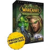 World of Warcraft The Burning Crusade Expansão Blizzard PC
