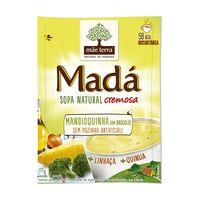 Sopa Mãe Terra Madá Mandioquinha e Brócolis 17g
