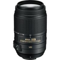 Lente Nikon AF-S DX Nikkor 55-300mm f/4.5-5.6G Dx VR