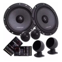 Alto Falante 6 Polegadas Kit 2 Vias Audiophonic Club KC 6.3 - 160 Watts Rms