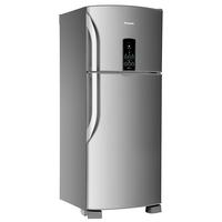 Refrigerador Panasonic Frost Free Econavi NR-BT49PV2XA Aço Escovado 435 Litros 110V