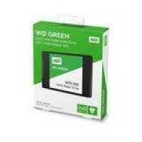 HD Ssd Wd Green 240GB 2.5 Sata - wds240g2g0a
