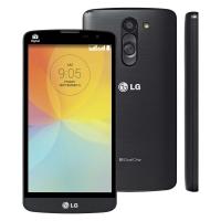 Smartphone LG L Prime D337 Desbloqueado Dual Chip Android 4.4 TV Digital Preto