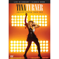 Tina Turner Live In Concert Private Dancer Tour 1985 Multi-Região/Reg. 4