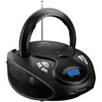 Rádio Boombox Multilaser SP178 20W Preto