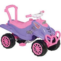 Quadriciclo Cross Completo Calesita Pink