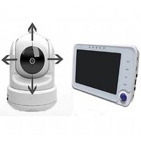 Babá Eletronica Digital Com Vídeo Baby Monitor Super Câmera E Tela Ibimboo