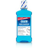 Anti-Séptico Oral-B Bucal Pro-Saúde 500ml