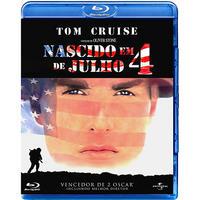 Nascido em 4 de Julho Blu-Ray Multi-Região / Reg.4