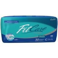 Fralda Capricho Fitcare Confort G Pacote Econômico 30 Unidades