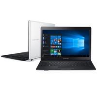 Notebook Samsung Essentials E32 NP370E4K-KD4BR i3-5005U 4GB 1TB 2GHz 14\