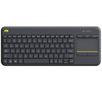 Teclado Logitech Wireless Mouse Touch K400 Plus