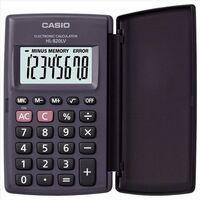 Calculadora Casio HL-820LV Preta