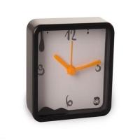 Despertador Uatt Color Clock Preto e Branco