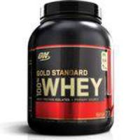 100% Whey Protein Gold Standard - 5lbs (2.270kg) - Optimum Nutrition