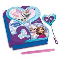 Diário Eletrônico Estrela Disney Frozen