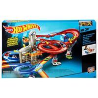 Pista Hot Wheels Metrópole Motorizada Mattel CFC92