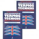 Novo Dicionário de Termos Técnicos Inglês-Português - 2 Vols.