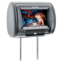Encosto de Cabeça para Carro LCD 7\