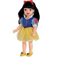 Boneca Pequena Princesa Branca de Neve Cotiplás