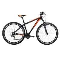 Bicicleta Tito Bikes Cliff Mountain Bike Preta e Laranja Aro 27.5