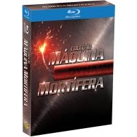 Coleção Máquina Mortífera 5 DVDs Blu-Ray - Multi-Região / Reg.4