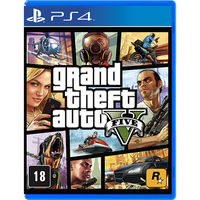 Grand Theft Auto V Playstation 4 Sony