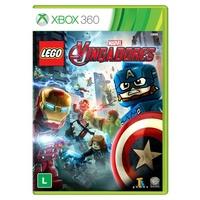 Lego Marvel Vingadores Xbox 360 Microsoft